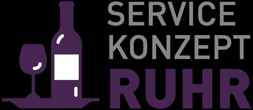 Logo ServiceKonzeptRuhr